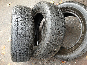 Three Avalanche extreme winters 205/70r15