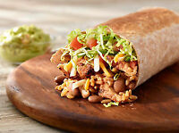 BarBurrito Hiring Immediatly, Full Time @ WEM Location