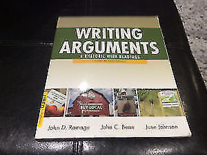 Writing Arguments (9th Edition) Used