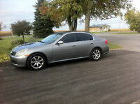 ****2005 Infiniti G35 Berline***** Bonne condition*******