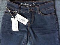 RRP £90 - Brand New ALL SAINTS Milton Dreamer Jeans, Size 26
