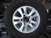 Landcruiser Alloy Wheels
