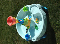 Step 2 WAter Table with Accessories