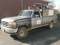 Tree , Garbage and Junk Removal, yard clean-ups Call 663-5590