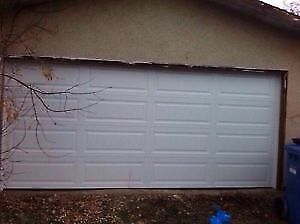 USED GARAGE DOORS BLOWOUT SALE! 403-874-7383