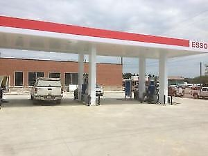 ESSO GAS STATION WITH IN GTA