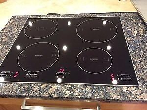 Miele induction cooktop  excellent condition Epping Ryde Area Preview