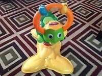 Vtech jump and spin turtle
