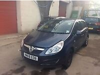 VAUXHALL CORSA FROM 2006-ONWARDS WANTED