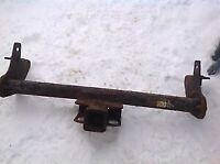 Class three hitch