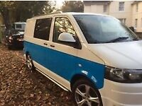 2011 VW Transporter T5.1 Camper/Day Van