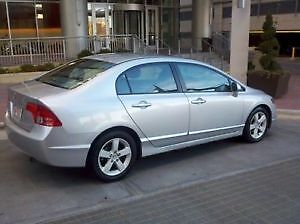 2007 Honda Civic EX Sedan - AC/fully-loaded