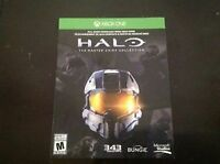 Halo master chief collection Xbox One full game - will trade too