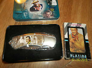 The DUKE, John Wayne collectable Knife and Case & Cards Windsor Region Ontario image 1