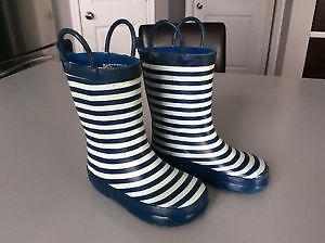 Toddler Rainboots, size 7