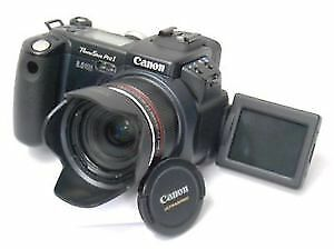 FOR SALE: CANON POWERSHOT PRO 1 - LIKE NEW - MAKE AN OFFER
