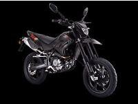 KSR MOTO TW 125 SM New - Full UK Warranty
