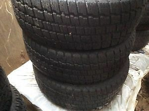 195/65/15 brand new cooper weathermaster winter tires