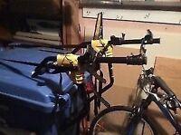 Porte vélo rack de qualité SARIS