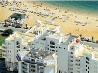 **BARGAIN HOLIDAY ** 7 DAY IN PORTUGAL ALGARVEZ FOR 2 IN DECEMBER ALL INCLUSIVE BALCONY HOTEL ROOM**