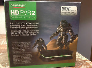 Hauppaugel HD PVR2 game Edition recorder