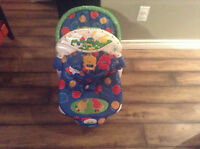 Leap Frog Musicl rocking Chair