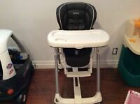 Peg Perego Prima Pappa Best High Chair - Cacao -RETAILS FOR $299