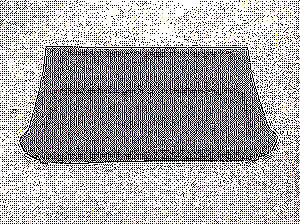 Cache bagage Protégé 5 2002-2005 gris