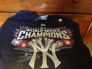 2009 Yankees World Series T-Shirt West Island Greater Montréal image 1