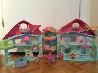 GRAND LOT DE JOUETS LPS LITTLEST PET SHOP (AU CHOIX)