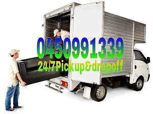 24/7 furniture pick up and delivery Homebush West Strathfield Area Preview