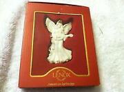 Lenox Angel Ornament