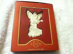 Lenox Christmas Tree Ornament
