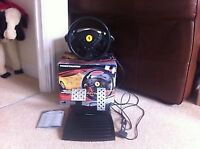 THRUSTMASTER RACING WHEEL