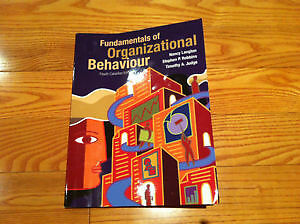 Textbooks - Fundamentals of Organizational Behaviour 4th ed