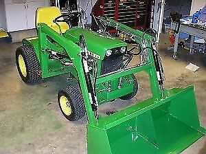 LAWN TRACTORS AND LANDSCAPING EQUIPMENT FOR $ CASH $