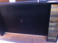 fireplace style tv stand - Delivery Available
