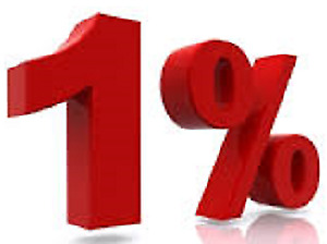 1% Commission for Sellers Or 1% Cash Back to Home Buyer