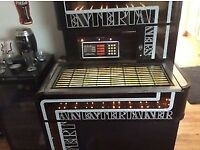 Seeburg entertainer 150play juke box poss swap Ford transit
