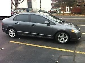 2010 Honda Civic LX Sedan OBO