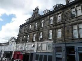 FOR RENT 1 BED SPACIOUS TOP FLOOR FLAT 8J HUME STREET MONTROSE ANGUS