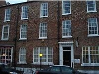 Office accommodation available - prestigious town centre location - utilities included