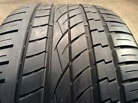 4 x 295/40R21 Continental Cross Contact UHP *Pneus D'occasion