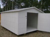 Looking for seller of rodent proof  metal storage shed at $16/sq