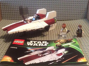 Lego Star Wars A-wing Starfighter 75003 Sealed Box