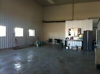 Heated Shop for Rent