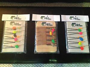 Fishing Spinner Storage Board