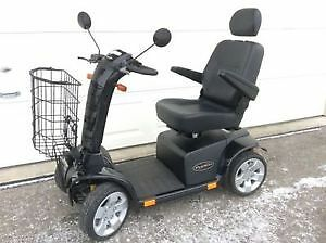 Pride Pursuit Scooter - 4 Wheel - Like New - Come & See!   - Th