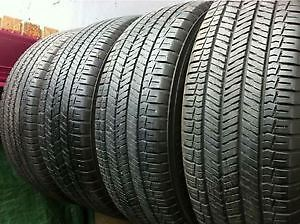 215/65R16 Set of 4 Michelin Used FREE Inst.&Bal.70%tread