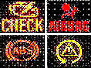 check engine service/Air Bag/SRS/ABS/Traction Control